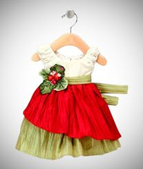 Different style frock for baby girl